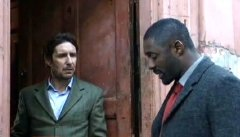 Paul McGann & Idris Elba in 'Luther'
