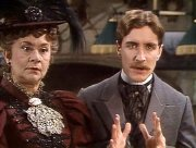 Joan Plowright and Paul McGann in 'The Importance of Being Earnest'