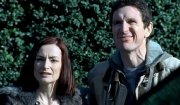 Paul McGann and Pooky Quesnel in 'True Dare Kiss'