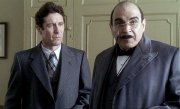 Paul McGann and David Suchet in Agatha Christie's 'Sad Cypress'