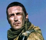 Paul McGann as Corporal Chris Ryan in 'The One That Got Away'