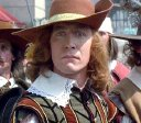 Paul McGann as Girard in 'The Three Musketeers'
