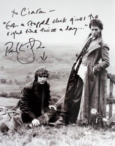 Paul McGann signed photo from 'Withnail and I'