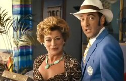 Bernice Stegers & Alistair McGowan in 'Driving Aphrodite'