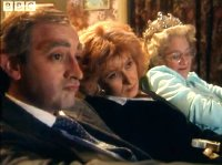 Alistair McGowan, Ronni Ancona & Jan Ravens in 'The Big Impression'