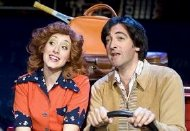 Alistair McGowan & Connie Fisher in 'They're Playing Our Song'