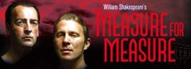 Alistair McGowan & Jason Merrells in 'Measure for Measure'