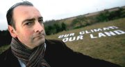Alistair McGowan the environmentalist