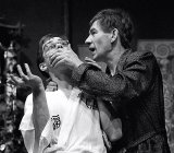 Ian McKellan as Max in 'Bent' at the Criterion Theatre in 1979