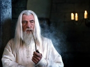 Ian Mckellen as Gandalf in 'The Lord of the Rings: The Return of the King' (2003)