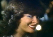 Vicki Michelle as Sally O'Brien in the Harp lager advertisement