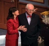 Vicki Michelle & Ken Morley in 'Business Affairs'