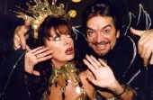 Vicki Michelle & Patrick Mower in 'Jack and the Beanstalk'