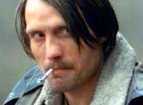 Mads Mikkelsen as Arne in 'Flickering Lights'