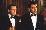 Ben Miller & Rowan Atkinson in 'Johnny English'