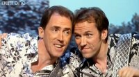 Rob Brydon & Ben Miller on 'QI'