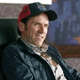 Ben Miller as Jonathan Pope in 'Moving Wallpaper'