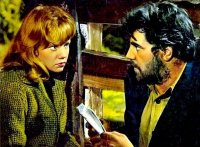 Hayley Mills & Alan Bates in 'Whistle Down the Wind' (1961)