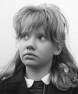 Hayley Mills as Kathy Bostock in 'Whistle Down the Wind' (1961)
