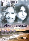 Poster for the play 'Ladies in Lavender'