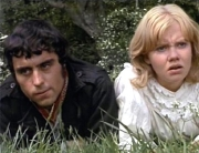 Ian McShane & Hayley Mills in 'Sky West and Crooked' (1966)