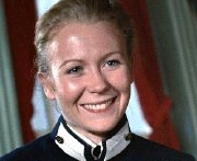 Juliet Mills as Sally in 'Carry On Jack' (1963)
