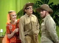 Juliet Mills on 'The Morecambe & Wise Show' (1969)