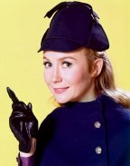 Juliet Mills as Phoebe Figalilly in 'Nanny and the Professor'