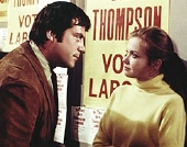 Oliver Reed & Hayley Mills in 'Take a Girl Like You' (1970)