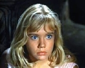 Hayley Mills as Nikky Ferris in 'The Moon-Spinners' (1964)
