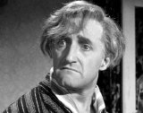 Ron Moody as H Driffold Cosgood in 'Murder Most Foul'