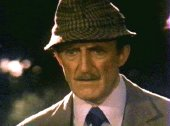 Ron Moody as Dr Rogers in 'Dominique'