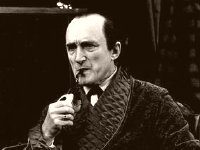 Ron Moody in 'Sherlock Holmes: The Musical'