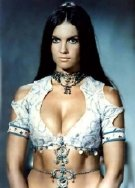 Caroline Munro as Margiana in The Golden Voyage of Sinbad