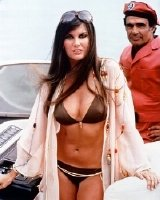 Caroline Munro as Naomi in The Spy Who Loved Me