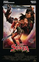 Poster for Red Sonja