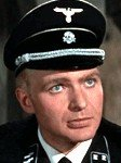 Derren Nesbitt as Major Von Hapen in 'Where Eagles Dare'