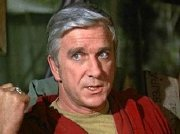 Leslie Nielsen as Col. Buzz Brighton in 'M*A*S*H'