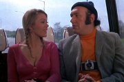 Margaret Nolan and Bernard Bresslaw in 'Carry On At Your Convenience'