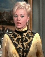 Margaret Nolan as Miss Jones in 'Carry On Cowboy'