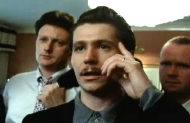 Gary Oldman as Clive 'Bex' Bissell in 'The Firm' (1988)