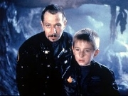 Gary Oldman & Jack Johnson in 'Lost in Space' (1998)