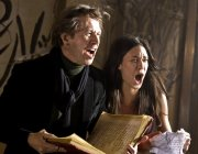 Gary Oldman & Odette Annable in 'The Unborn' (2009)