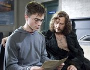 Gary Oldman & Daniel Radcliffe in 'Harry Potter and the Order of the Phoenix' (2007)