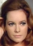 Luciana Paluzzi as Dr Lisa Benson in 'The Green Slime'