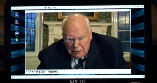 Sir Patrick Moore has a cameo role in 'Doctor Who' (screened on 3rd April 2010)