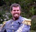 Ron Perlman as Lt Col. Delacroix in 'The Cisco Kid'