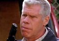 Ron Perlman as Duane Burcell in 'Masters of Horror'