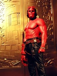 Ron Perlman in 'Hellboy'