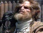 Ron Perlman as the Sayer of the Law in 'The Island of Dr Moreau'